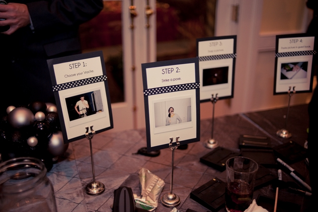 DIY How To: Make Your Own Photobooth Guest Book | Capitol Romance ...