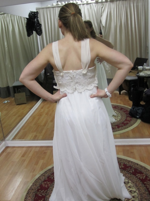 Wedding Dress Re Imagined Bride S Dress From Her Mom S