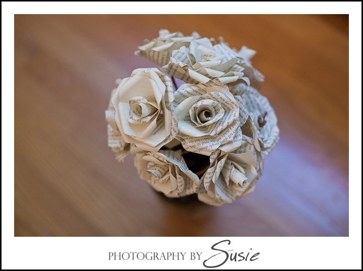 DIY Tutorial: Paper Roses from Books or Sheet Music! | Capitol ...
