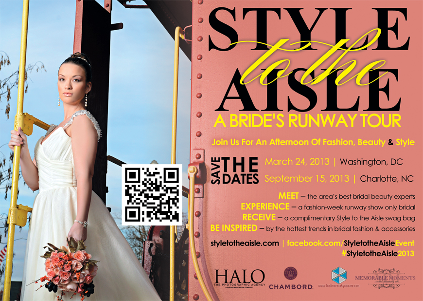 style to the aisle DC MD VA ticket giveaway
