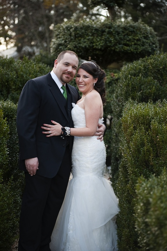 mexican inspired green black virginia wedding airlie center pictures