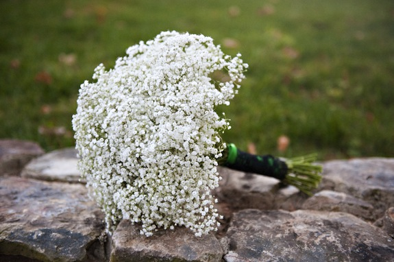 babys breath bouquet pictures