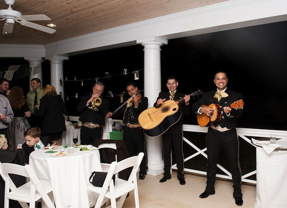 mariachi band virginia wedding blog