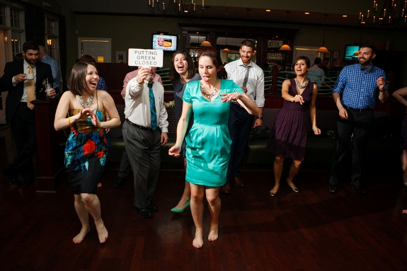 northern virginia small budget DIY rustic modern wedding pictures