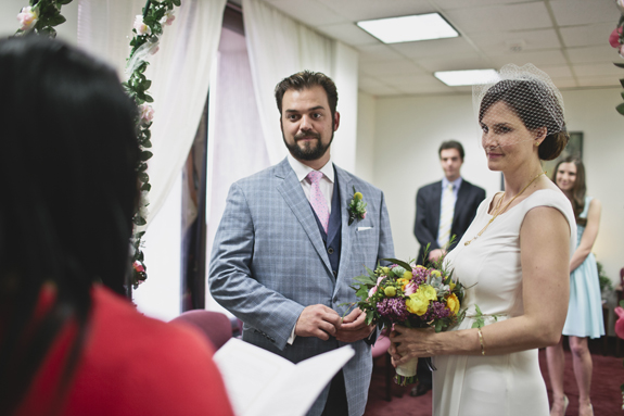 dc courthouse wedding intimate