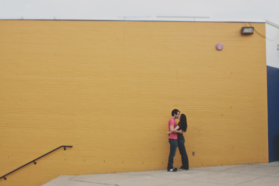 casual dc hipster engagement pictures columbia heights
