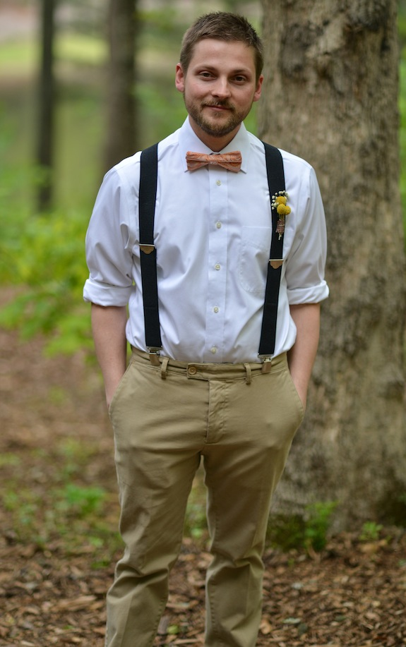 hipster groomsmen casual