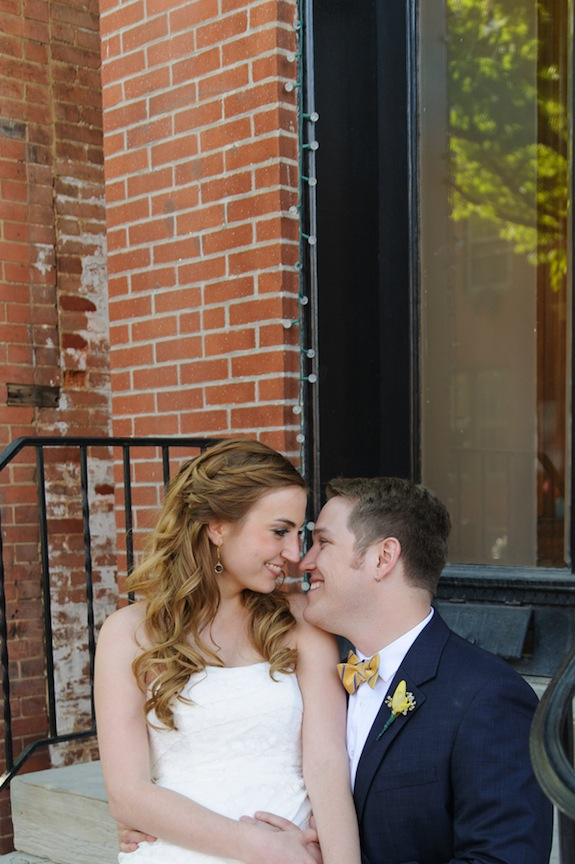 simple frederick maryland wedding