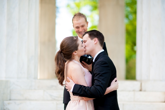 intimate offbeat dc wedding elopement