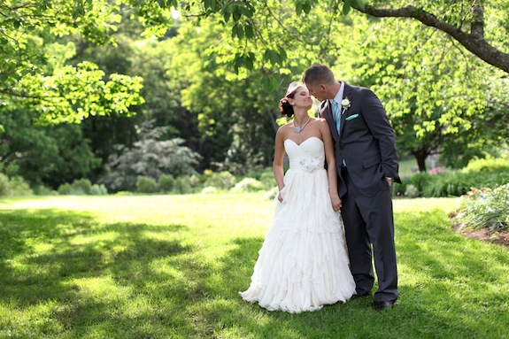 vintage spring bright colored maryland wedding pictures