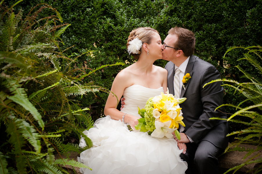 bright yellow northern virginia wedding morven park