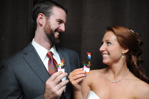 intimate offbeat lego themed wedding virginia pictures
