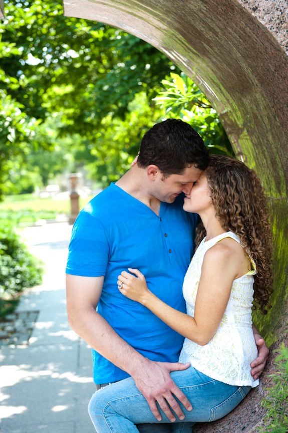 washington dc weddings engagement pictures