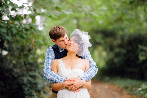 handmade alternative northern virginia wedding
