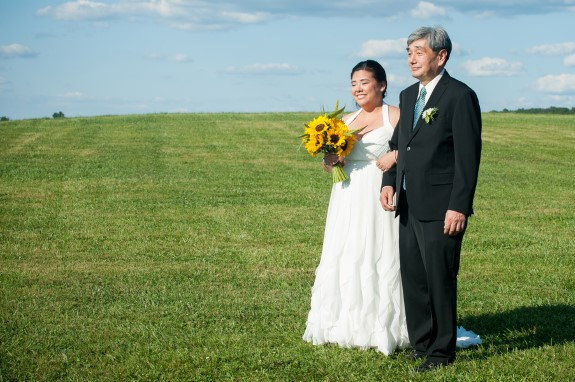 DIY maryland wedding