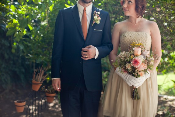 eclectic music festival wedding