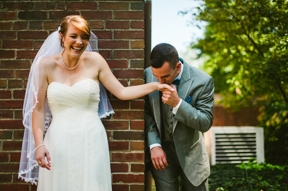 first look pictures maryland wedding