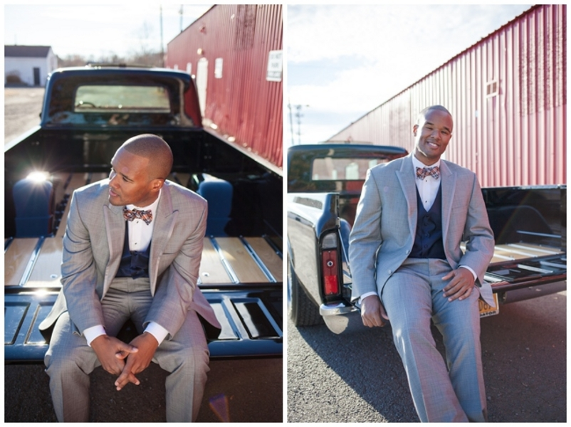 modern gq groom portrait pictures