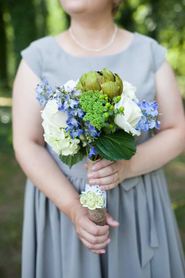rustic whimsical bouquet
