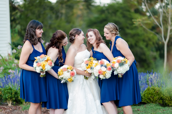 intimate fall fredericksburg virginia wedding