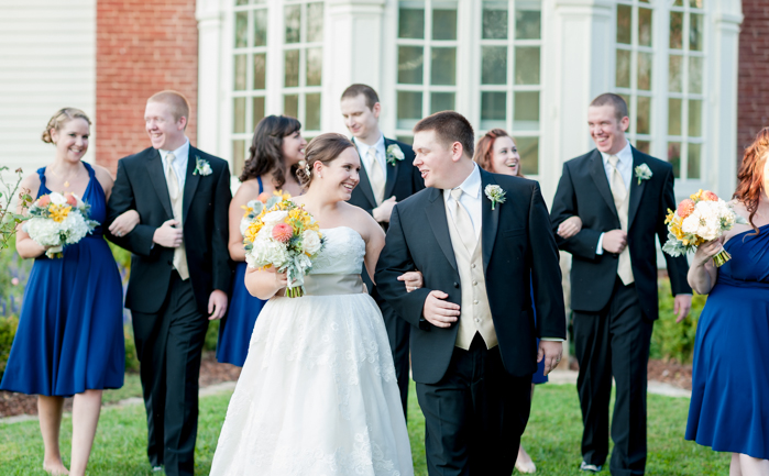 gari melchers house wedding