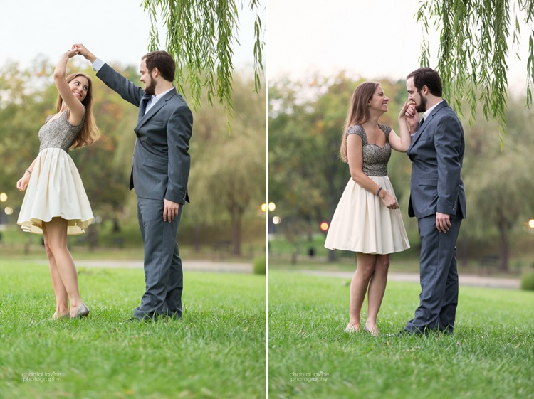 constitution gardens dc engagement pictures