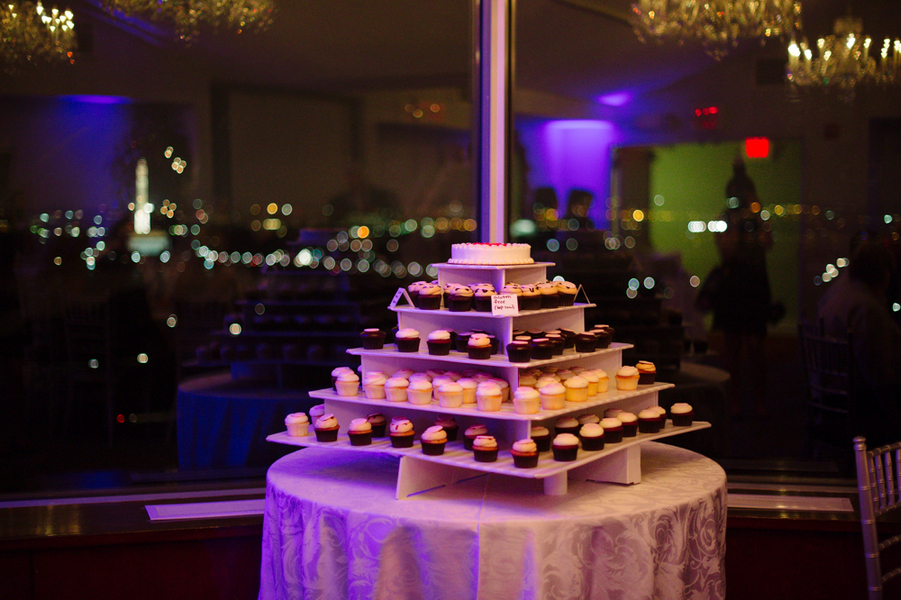 georgetown cupcake wedding