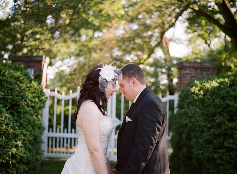 simple classic vintage alexandria virginia wedding