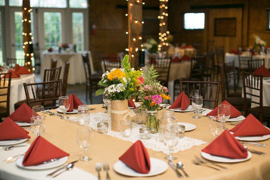rustic whimsical centerpieces and tablescapes