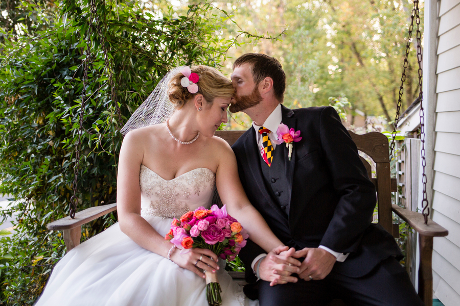 summer maryland wedding at milton ridge