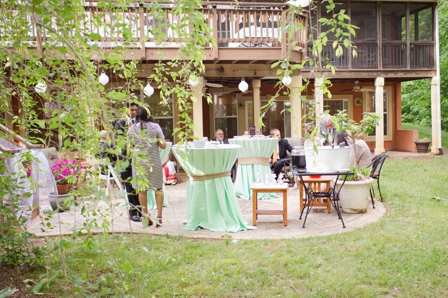 intimate backyard wedding virginia (8)