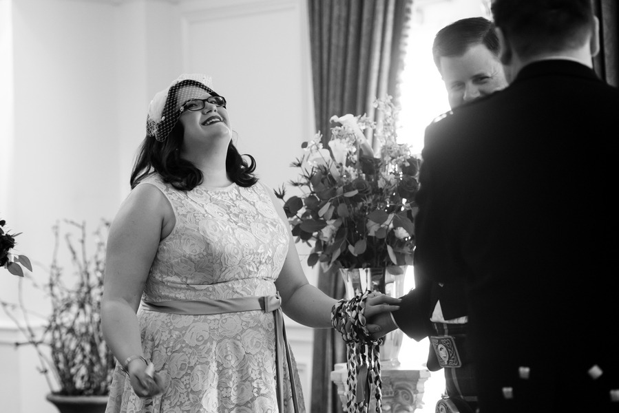 offbeat intimate Washington DC wedding (10)