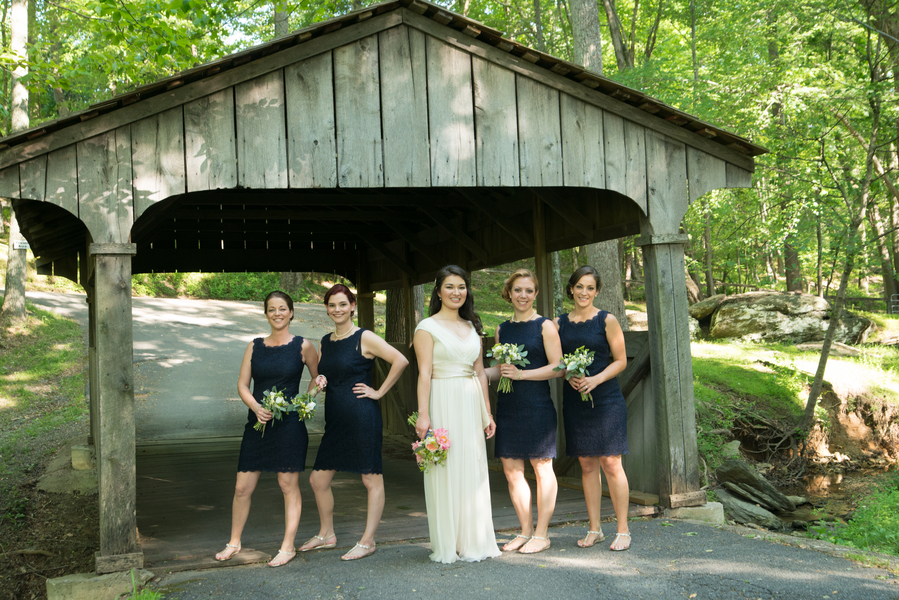 eclectic whimsical smokey glen farm maryland wedding pictures (24)