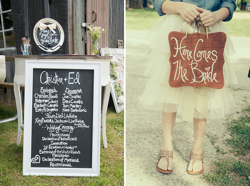 eclectic whimsical smokey glen farm maryland wedding pictures (3)