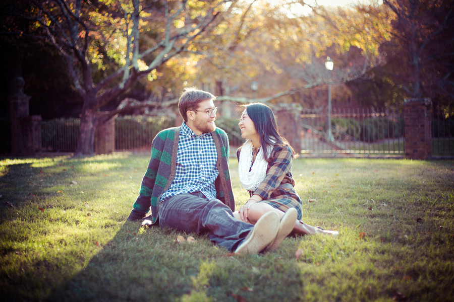 hipster virginia engagement pictures fall (5)