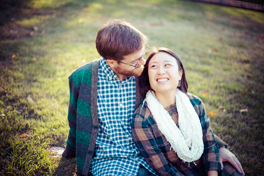 hipster virginia engagement pictures fall (6)