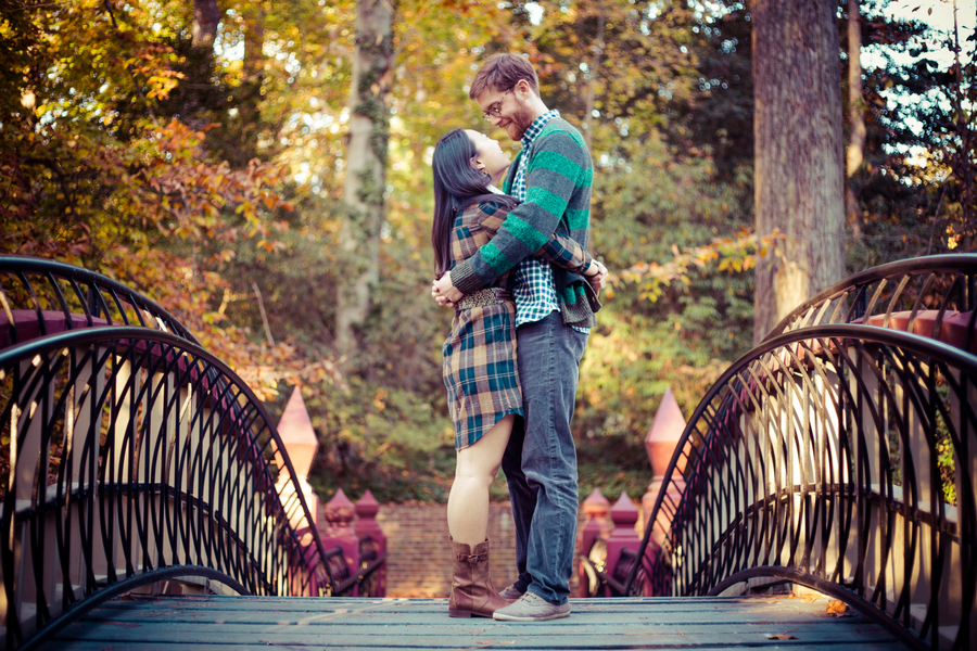 hipster virginia engagement pictures fall (8)