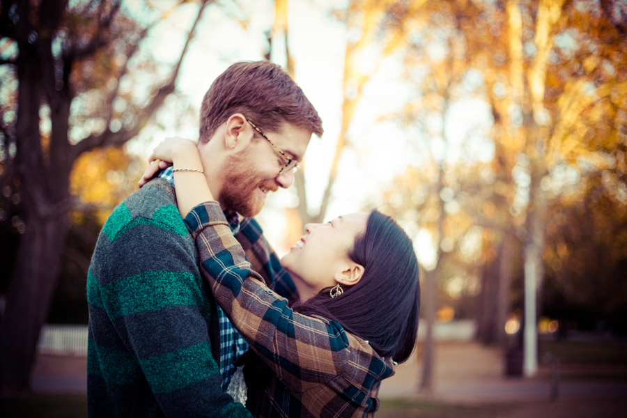 hipster virginia engagement pictures fall (9)