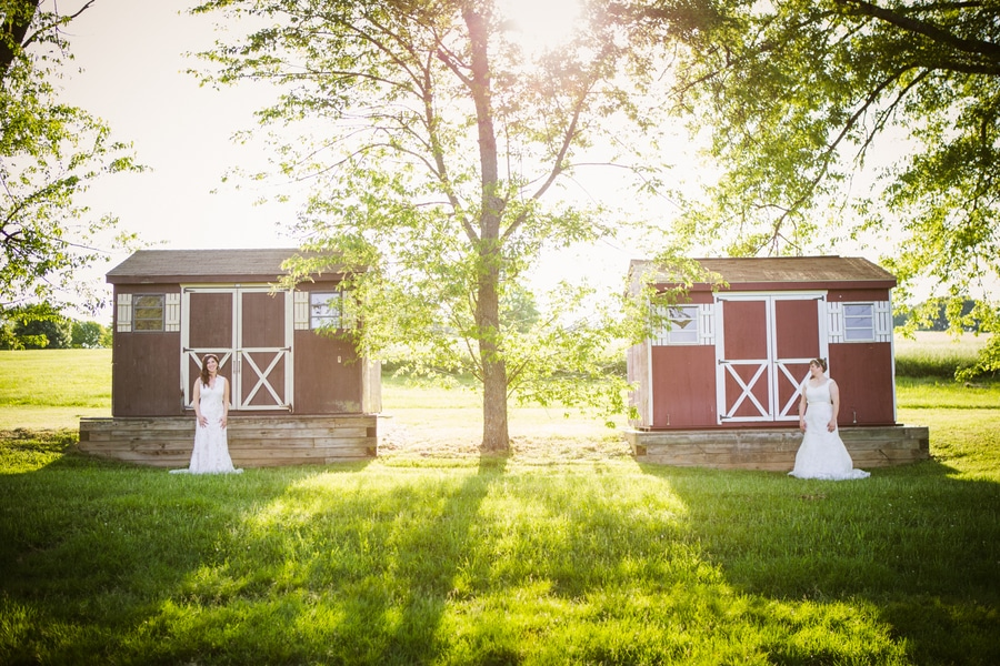 rustic gorgeous DIY maryland barn wedding (13)