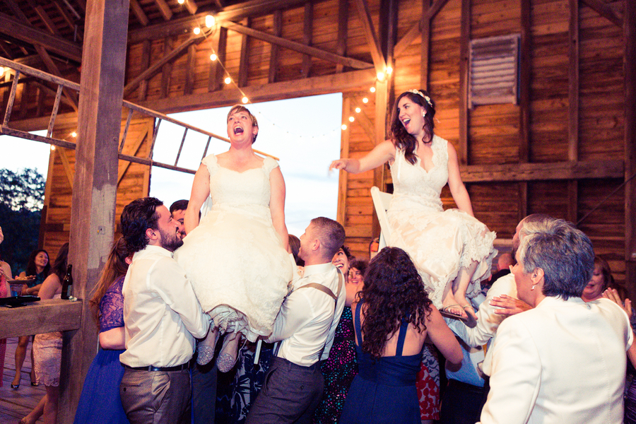rustic gorgeous DIY maryland barn wedding (16)