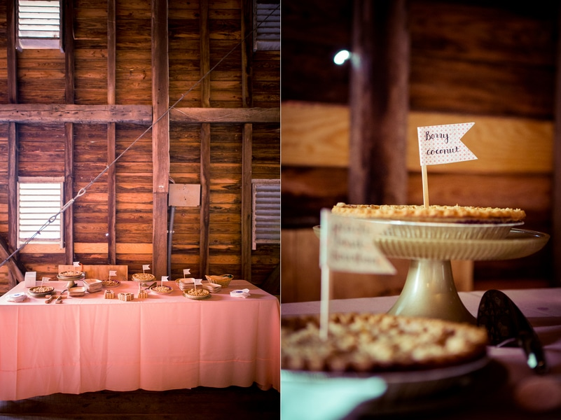 rustic gorgeous DIY maryland barn wedding (5)