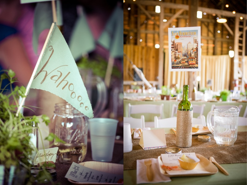rustic gorgeous DIY maryland barn wedding (7)