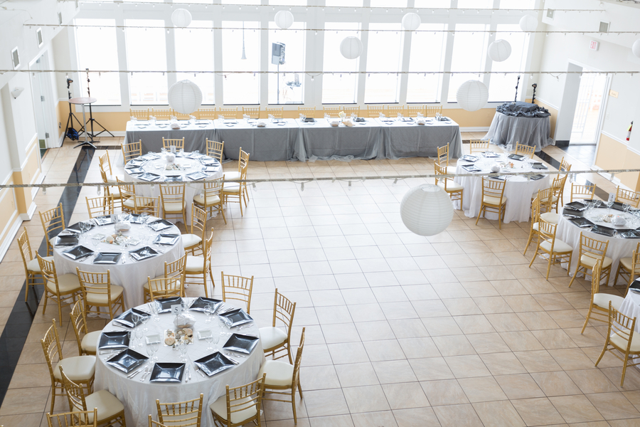 waterfront maryland wedding beach themed (24)