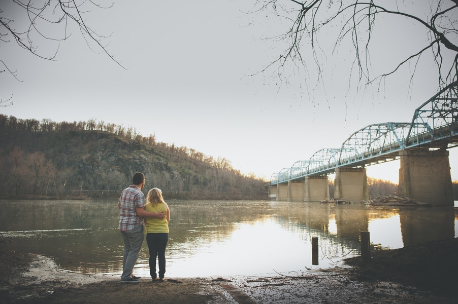 alternative hipster virginia engagement pictures (6)