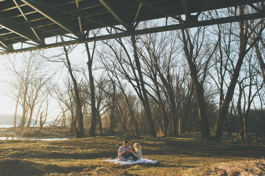 alternative hipster virginia engagement pictures (8)