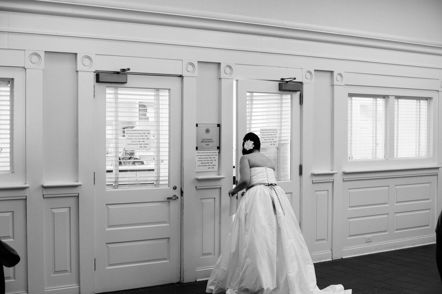 simple Annapolis MD courthouse wedding (4)