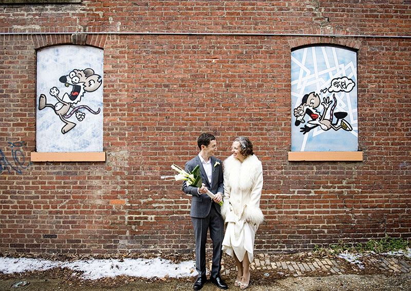 offbeat personalized washington DC wedding hillyer art space (28)