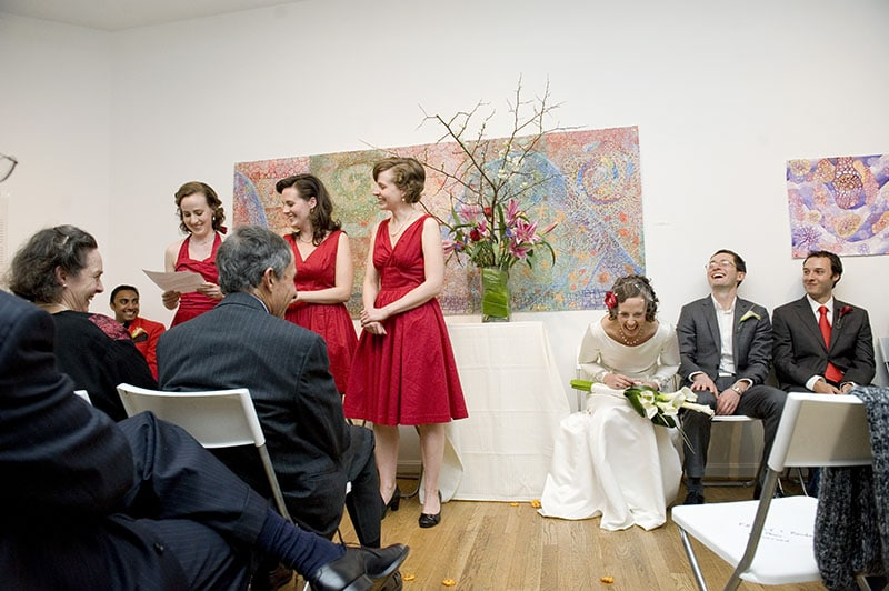 offbeat personalized washington DC wedding hillyer art space (44)