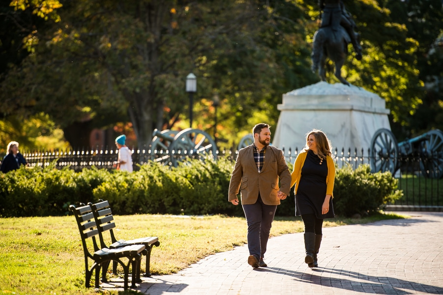 Fall washington dc engagement pictures (5)