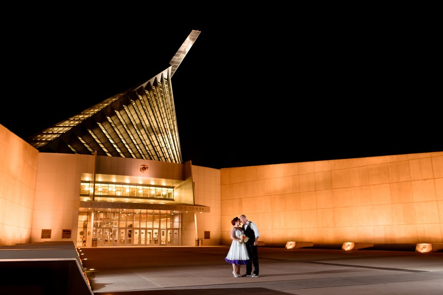 rockabilly rock and roll virginia wedding pictures (23)